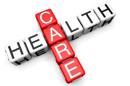 Health care insurance tiles