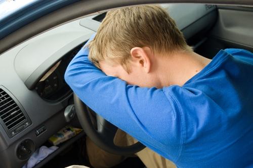 Drowsy driver, auto insurance