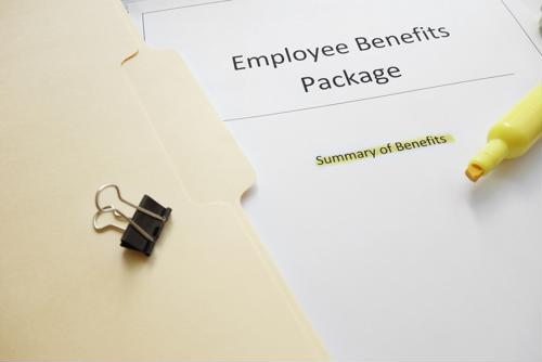 Employee benefits are more common today than they were five years ago, new polling finds.