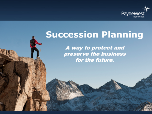 Succession planning presentation