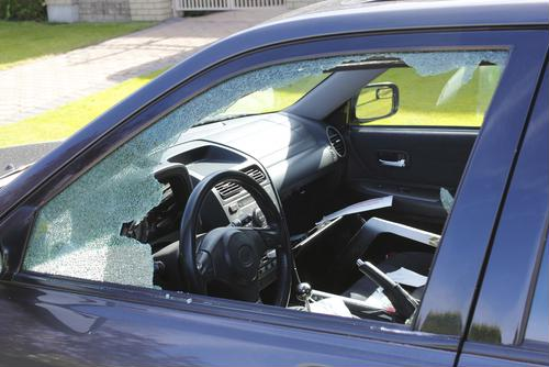 The potential for auto theft is one of several reasons why comprehensive auto insurance makes sense.